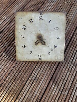 Antique longcase grandfather clock movements 30 hour