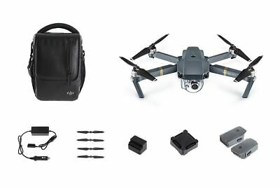 DJI Mavic Pro Fly More Combo (Refurbished Unit)