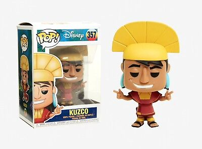 Funko Pop Disney: The Emperor's New Groove - Kuzco Vinyl Figure Item #12006