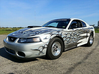 2004 Ford Mustang  2004 Mach 1 1400 HP Twin Turbo Streetcar
