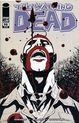 Walking Dead #98 15Th Annv Craig - Image Comics - Us-Comic - G820