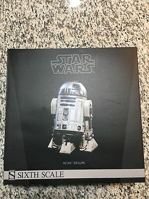 R2D2 Deluxe Edition 1/6 Scale Figure Sideshow Star Wars