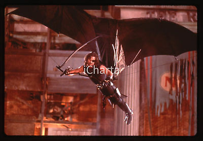 35mm vintage slide* 1996 ESCAPE FROM L.A. Kurt RUSSELL in una scena del film (2)