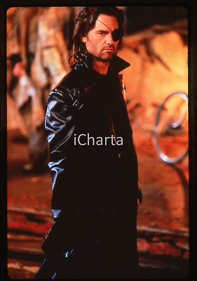 35mm vintage slide* 1996 ESCAPE FROM L.A. Kurt RUSSELL in una scena del film (6)