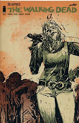 Walking Dead #132 15Th Annv Wood - Image Comics - Us-Comic - G834