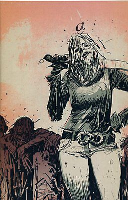 Walking Dead #132 15Th Annv Wood Virgin - Image Comics - Us-Comic - G835