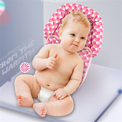 Newborn Infant Baby Stereotype Soft Pillow Folding Head Cushion Protection Z
