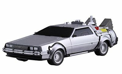 Aoshima 54765 Back to the Future Pull Back DeLorean Part II 1/43 scale kit