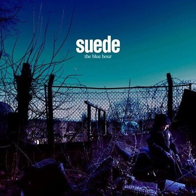 Suede - The Blue Hour - CD Album (Released 21st September 2018) Brand New