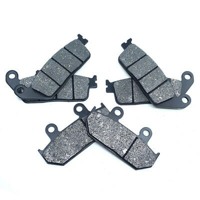 For Suzuki Burgman/Skywave AN650 2002-2017 Front Rear Brake Pads AN 650