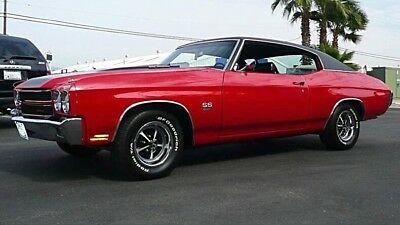 1970 Chevelle -FRAME OFF RESTORATION-454 BIG BLOCK/4 SPEED - SEE 1970 Chevrolet Chevelle for sale!
