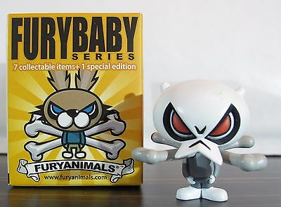 Dke Fury Animals Fury Baby Volume 1 Open Blindbox - Furyanimals Furybaby
