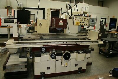 """Chevalier FSG-1640AD surface grinder,  16"""" X 40"""" Automatic Grinding Machine."""