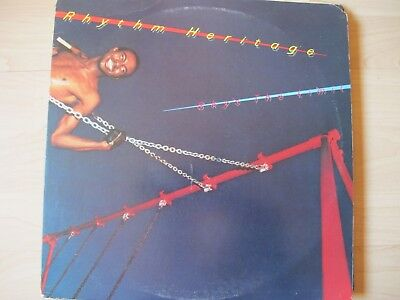 LP Vinyl: RHYTHM HERITAGE - Sky's the limit (abc-Records 1978) Funk/Soul,Jazz