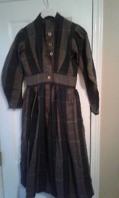 Civil War Reproduction Girls Dresses and Cloths