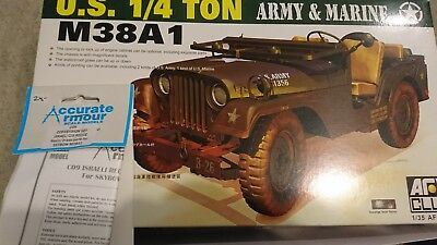 """M38A1 Jeep """"IDF Recce"""", 1/35, Skybow / Accurate Armour"""