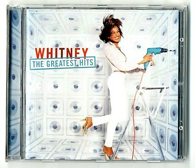 Double 2 Cd ★ Whitney Houston - The Greatest Hits (Best Of) ★ Album 2000