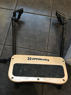 UPPAbaby Piggyback  Buggy Board for Vista - Pre 2015-VERY GOOD