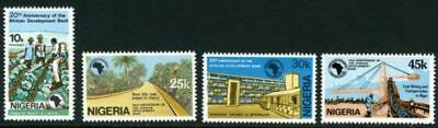 Nigeria 1984 Mnh Set African Development Bank