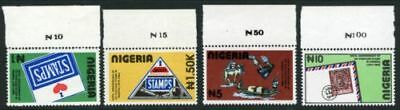 Nigeria 1994 Mnh Set Stamps