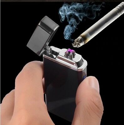 The Inferno Rainbow Plasma Lighter - No Gas, Wind&Water proof, Rechargeable