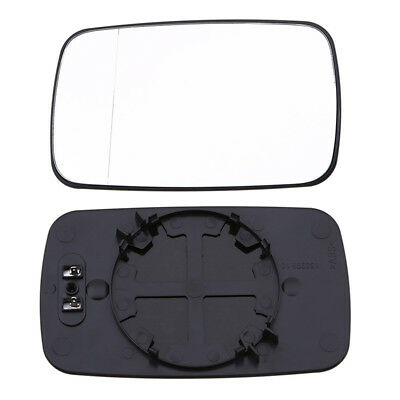 Right Side Door Wing Mirror Glass with Heated Function for BMW E46 318 320 M1Q5
