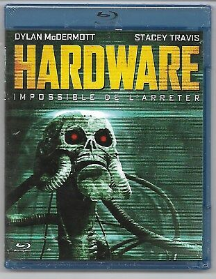 HARDWARE / Blu-Ray Neuf sous blister - VF