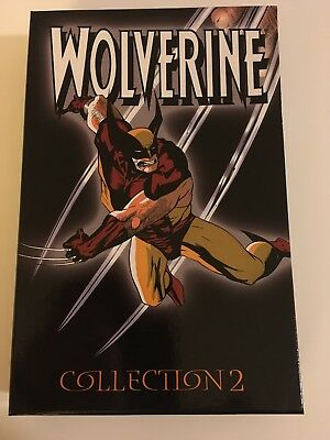 Wolverine Collection Schuber 2Marvel COMICS