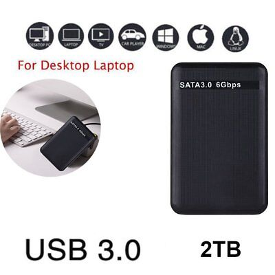 "Expansion Portable Externe Festplatte 2TB USB 3.0 2,5"" 5400 u/min HDD PC & PSW"