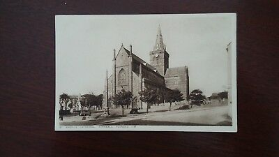 St Magnus Cathedral Kirkwall - postcard