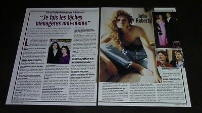 Julia Roberts clippings 1999 Hard to Fine