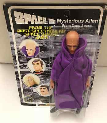 Space: 1999 Mysterious Alien Doll by Figures Toy Company 2004 NIP Unpunched