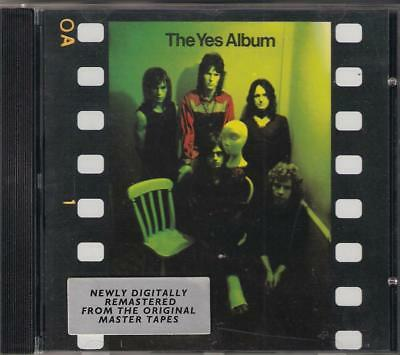 CD-Yes /he Yes Album 1971/ Remaster Edt (Germany)