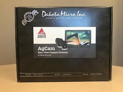 Ag Cam Rear View Camera Systems Part #AC-9MQ