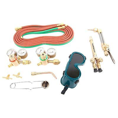 Forney 1680 Jet Flame Victor Compatible Oxy-Acetylene Torch Kit  032277016804