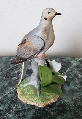 Lenox Mourning Dove Fine Porcelain Bird Figurine 1999 - Excellent