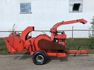 1993 Morbark 17 Brush Chipper