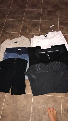 Maternity Clothes Bundle. Size 12/14. Includes H&M,Next,blooming Marvellous,