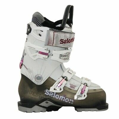 Chaussure de ski Occasion Salomon quest access 880 w noir/blanc