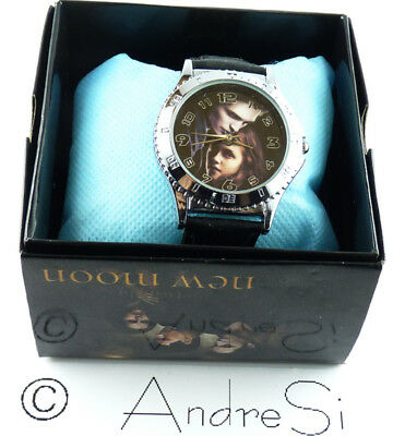 Twilight Fashion - Bella & Edward New Moon Quarz Armbanduhr