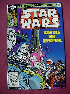 Star Wars: Issue #57 March 1982 Marvel Comics USA cents copy VFN