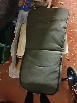 Graco Modes Duo Footmuff And Liner Quilted