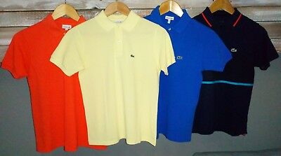 Boys Lacoste T shirt Bundle Size 14 X4 T-Shirts