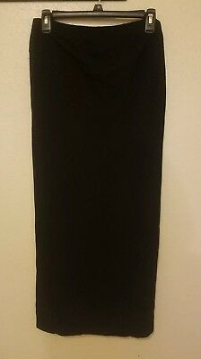 Maternity Skirt Black Size Small In Due Time