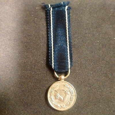 Poland - Polish Navy Service Medal Original   WWII WW2