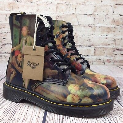 6923974bb10 Dr Martens - 8 Eyelet William Hogarth 1460 Pascal Boot Men's Size 5 Shoes