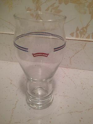 Samuel Adams Brewing Co. Authentic Pint Glass / Beer Glass, Collectible