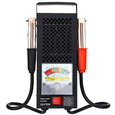 6V 12V Automotive Car Battery Tester Digital Vehicle Analyzer  T16594 Tirol
