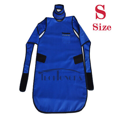 S Size 0.35mmpb X-Ray Protection Apron No-lead Protective Vest + Collar