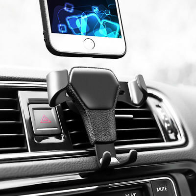 Gravity Car Air Vent Mount Cradle Holder Stand for iPhone Smart Cell Phone GPS